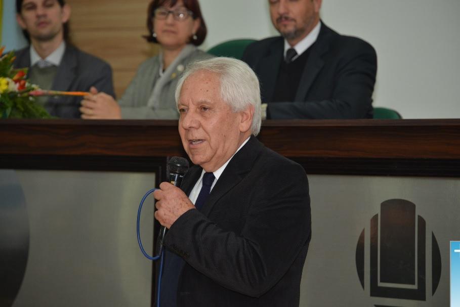 Professor Fernando Amarante, um dos idealizadores do Cenpre
