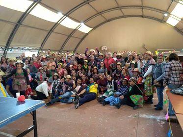 Nuti da FURG realizou uma festa junina para mais de 150 idosos no dia 20 de junho no centro esportivo