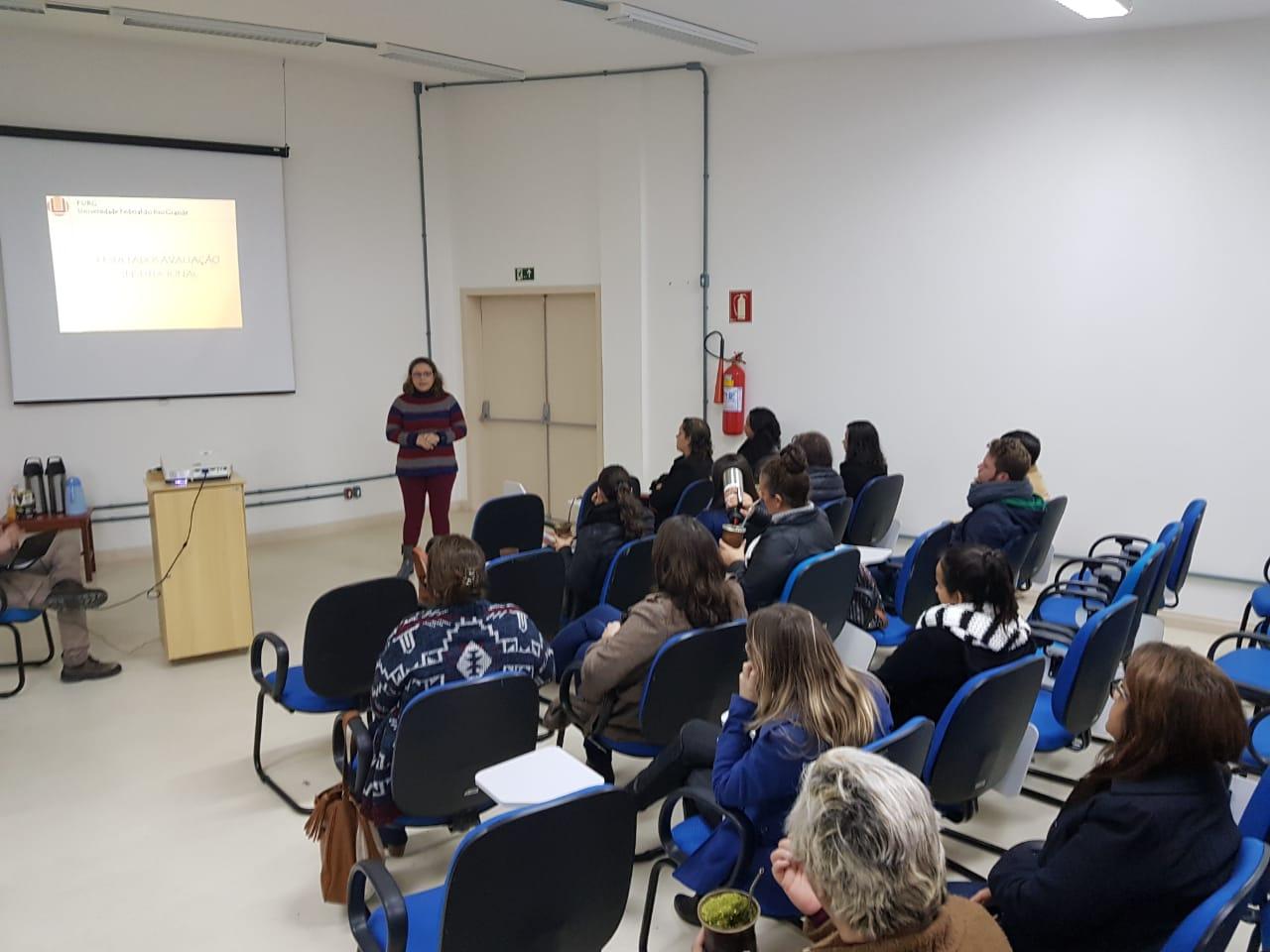 Prae realiza seminário interno sobre avaliação e planejamento