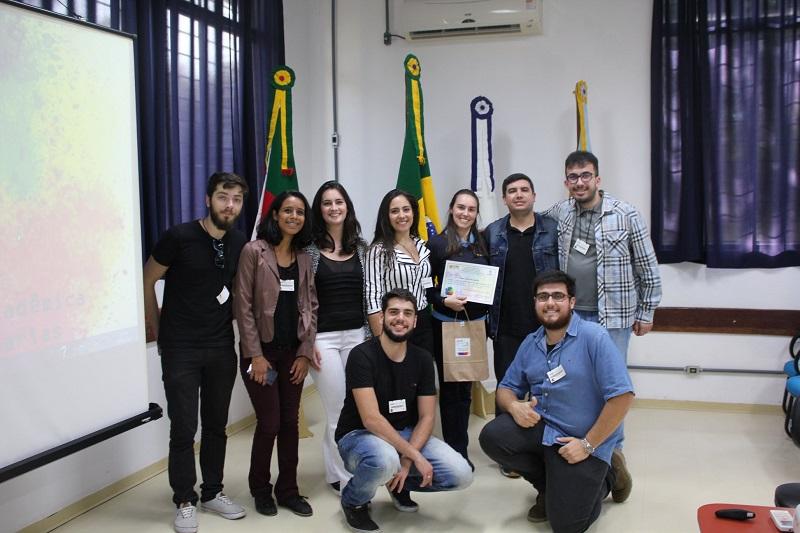 7ª Semana Acadêmica das Engenharias Agroindustriais foi realizada no Campus Santo Antonio da Patrulha